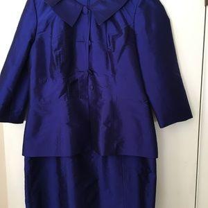 Jacket & Dress ensemble